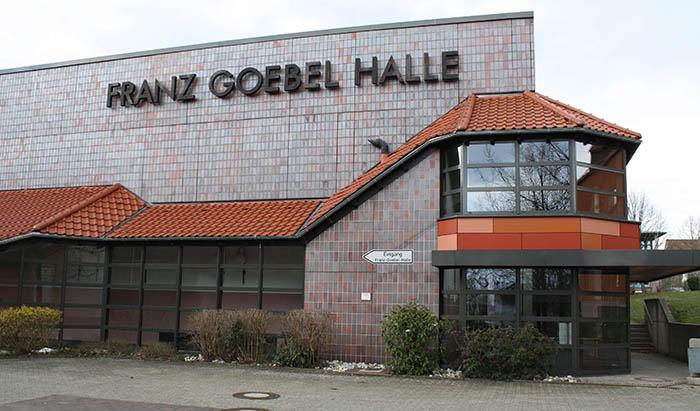 Franz Goebel Halle Sg Rödental