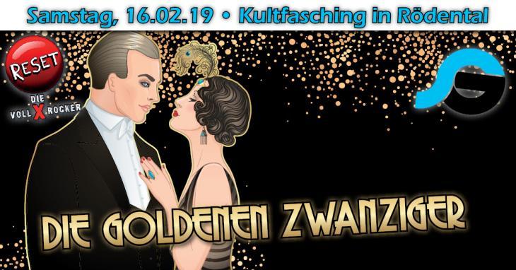 Die goldenen Zwanziger - SG Fasching