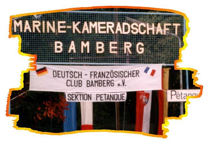 Pétanque Osterturnier in Bamberg